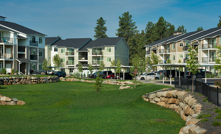 Inland Group | Riverhouse at Trailhead